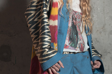 Lookbook: LALI moda Uyi bahor-yoz 2018 kolleksiyasini namoyish etadi